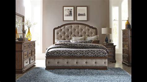 amelia upholstered bedroom set  liberty furniture home