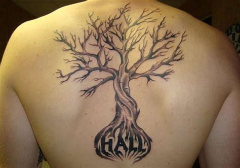 elegant family tree tattoos creativefan