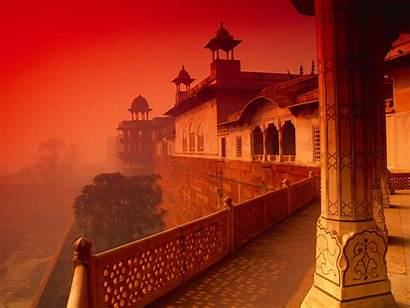 Agra Indian India History Wallpapers Fort Collections