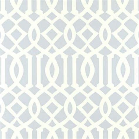 blue  white trellis wallpaper gallery
