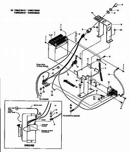 For Troy Bilt Riding Mower Wiring Diagram Solenoid