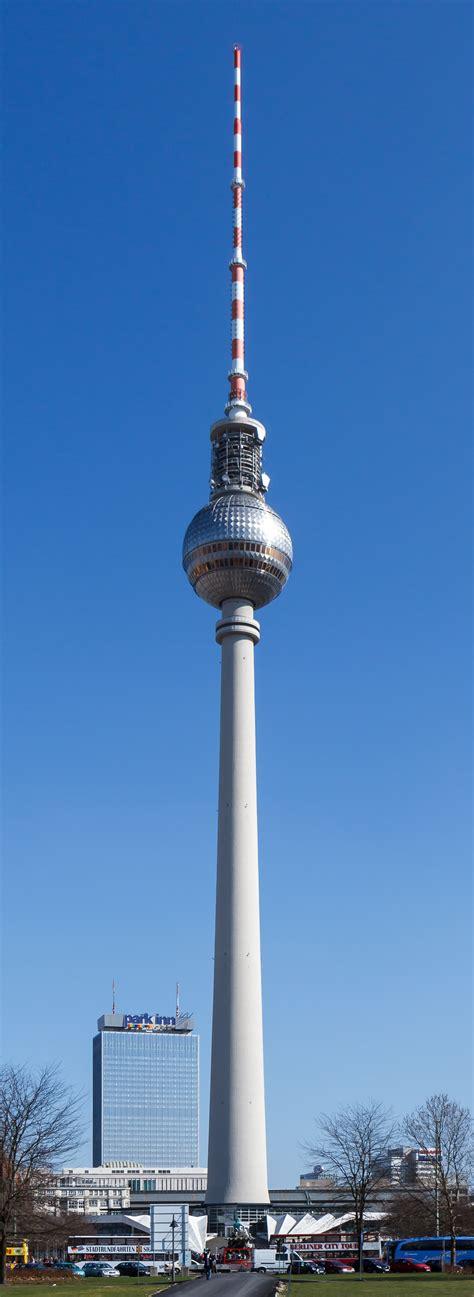 Fernsehturm Berlin fernsehturm berlin