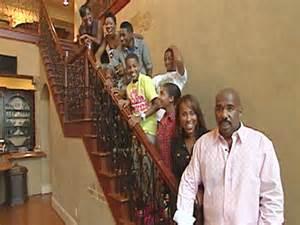 Steve Harvey Wife and Children