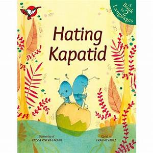 Hating Kapatid — a Filipino book for kids – Adarna House