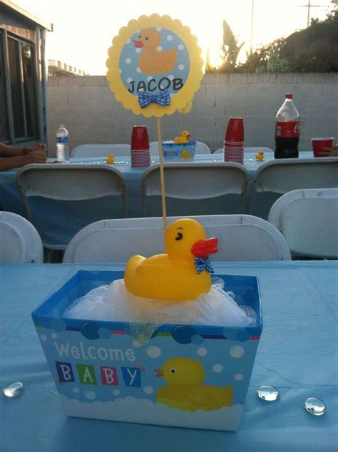 ducky baby shower decorations rubber duckies baby shower ideas in 2019 baby