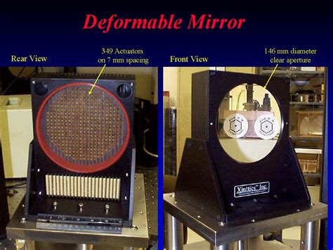 ao tutorial 2 deformable mirrors