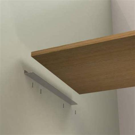 fixer une cuisine sur du placo equerre de fixation pose invisible accessoires cuisines
