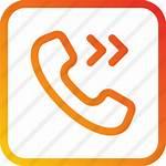 Outgoing Icon Call Premium Icons