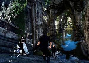 Final Fantasy 15 Test Kingslaive Als Intro Noctis