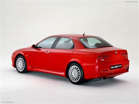 Alfa Romeo 156 Gta Exotic Car Pictures #024 Of 31 Diesel