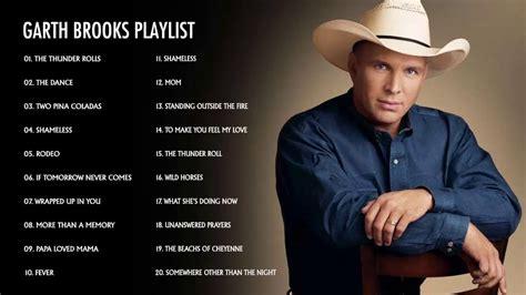 Garth Brooks Greatest Hits (Full Album) Best Songs of ...