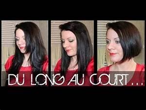 Comment Couper Les Cheveux Courts : cheveux longs courts sans couper l a hairstyle inspiration youtube ~ Farleysfitness.com Idées de Décoration