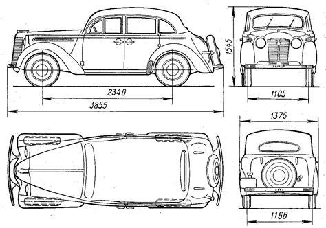 Opel Kadett 1938 Blueprint Download Free Blueprint For