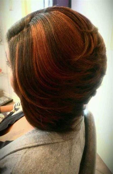 Black And Bob Hairstyles by Best 25 Black Bob Hairstyles Ideas On