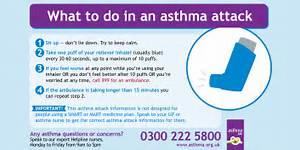 Asthma UK - Asthma attacks Asthma