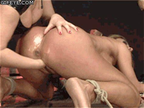 Fisting Bdsm Slut Squirts So Hard
