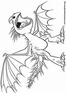 Como Treinar O Seu Drago Desenhos Para Imprimir Colorir