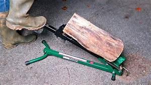 Homemade Manual Log Splitter Hacks