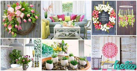 spring home decor ideas  warmly   season