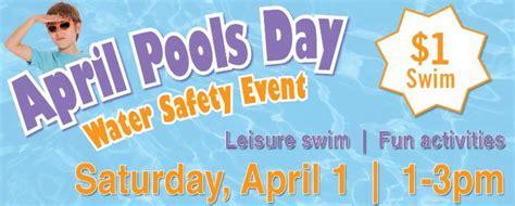 April Pools Day, Community Gardens, Mayor's Poetry