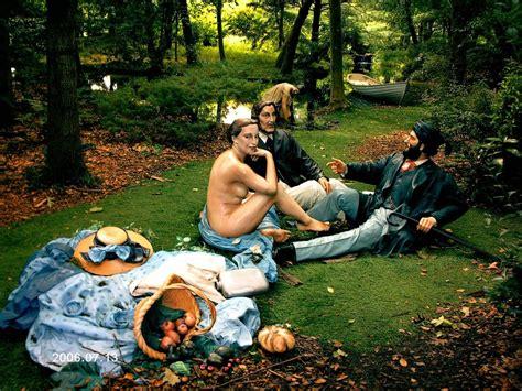 le dejeuner sur l herbe luncheon on the grass de manet mo 239 cani l od 233 onie