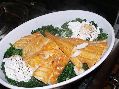 cuisiner le haddock fumé haddock aux épinards et oeufs pochés bigmammy en ligne