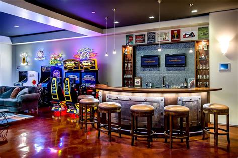 L'arcade Home Interiors : 50 Best Man Cave Ideas And Designs For 2017