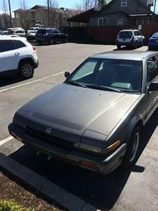 1987 Honda Accord Lxi Hatchback 5 Speed Manual Fuel