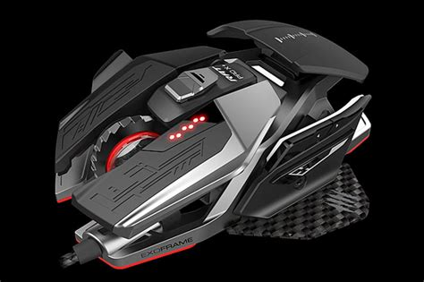 Mad Catz Refreshes Its Rat Gaming Mouse Lineup In