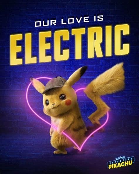 detective pikachu  crew invite   choose