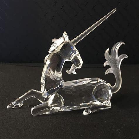 swarovski unicorn catawiki