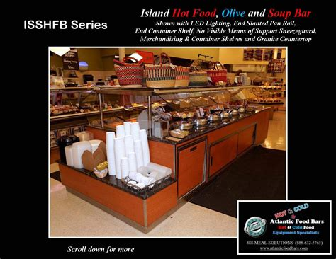support cuisine atlantic food bars cold island featuring soup bar