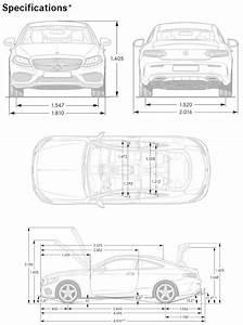 Dimension Classe A 2017 : vehicle dimensions 2017 c300 and c43 coupe ~ Medecine-chirurgie-esthetiques.com Avis de Voitures