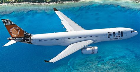 fiji airways solomon airlines sign codeshare agreement nzaviationcom