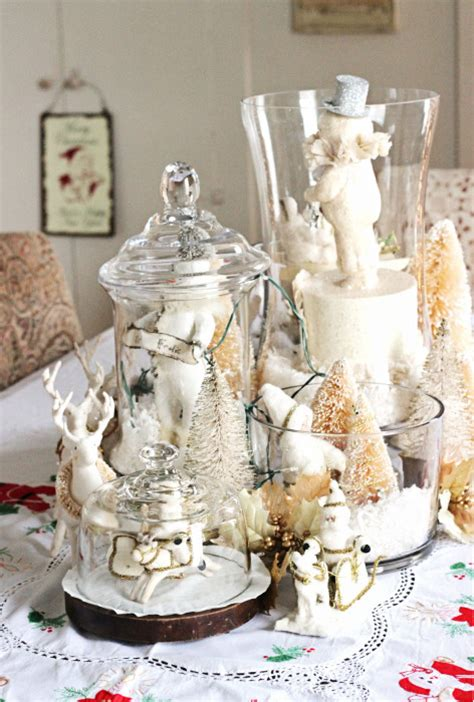 how to decorate your house for christmas with vintage