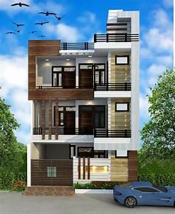 Front, Elevation, Design