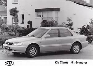 Kia Clarus 1 8 16v