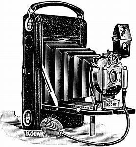 Free Vintage Camera Clip Art – 101 Clip Art