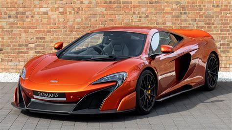 2016 McLaren 675LT - Volcano Orange - Walkaround, Interior ...