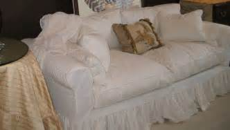 shabby chic slip covers the case for a custom made slipcover annsliee