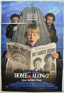 Home Alone 2 : Lost In New York - Original Cinema Movie ...