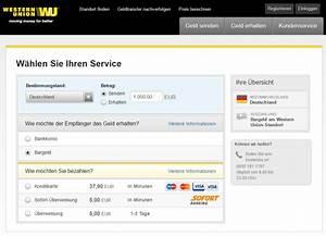 Western Union Gebühren Berechnen : western union kosten geb hren preise wie funktioniert das ~ Themetempest.com Abrechnung