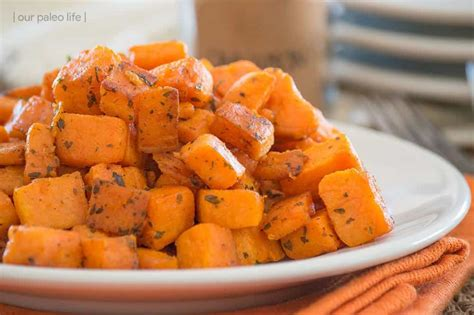 skillet sweet potatoes recipe prep  cook