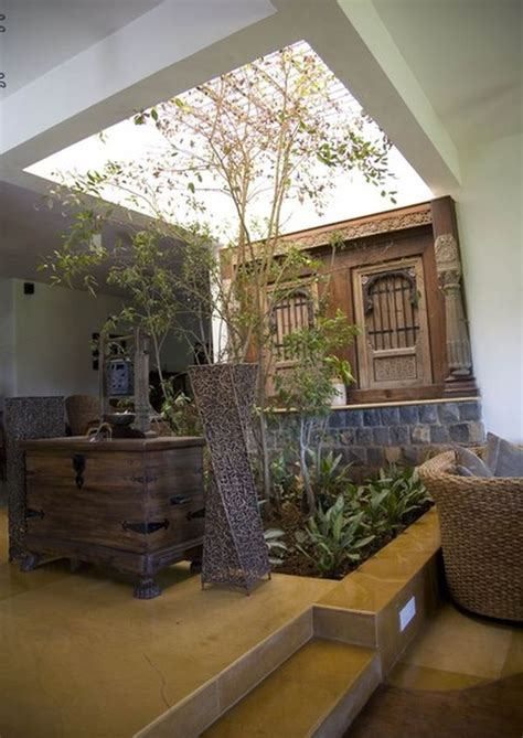 houses with atriums inside 10 rooms with indoor trees where the indoors meet the outdoors