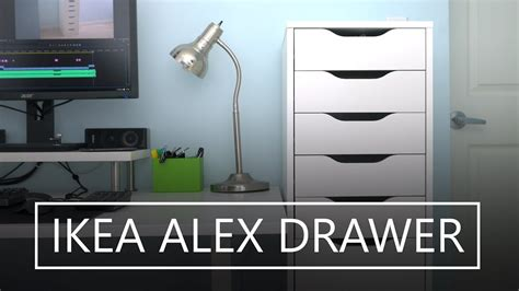Alex Ikea 9 Drawer - ikea alex 9 drawer cabinet how to assemble guide