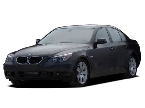 2007 Bmw 5series Reviews And Rating  Motor Trend