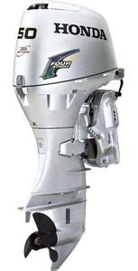 New Honda 50 Hp Outboard Motor Four Stroke For Sale