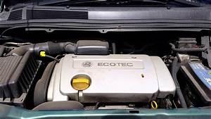 Vauxhall Zafira 1 6 Petrol Z16xe Engine Running   Allstar Breakers - 12  06  2015