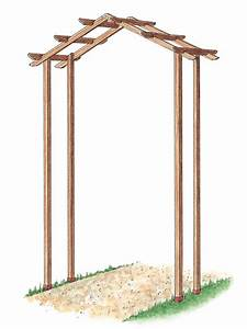 How to Build a Wooden Arch Kit how-tos DIY
