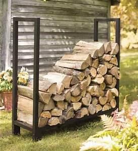 11, Nifty, Diy, Firewood, Rack, Ideas